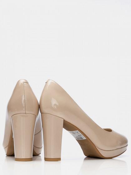 Sieviešu augstpapēžu apavi clarks