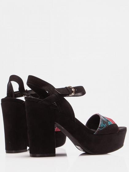Sieviešu augstpapēžu kurpes bronx